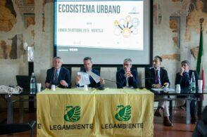 Ecosistema urbano 2019: Belluno ancora nella top ten, «nonostante Vaia»