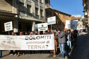 «Il progetto Terna è una porcheria. Utilizzeremo tutti i mezzi legali per fermarlo»