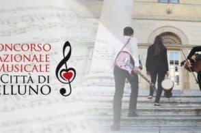 """Concorso musicale """"Città di Belluno"""": c'è anche il canto lirico"""