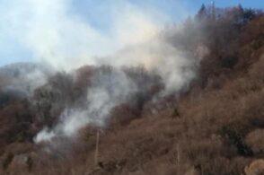 Siccità nel sottobosco: è rischio incendi in mezza provincia
