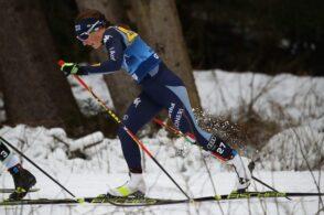 Va a punti per la terza gara su 5: Anna Comarella protagonista al Tour de Ski