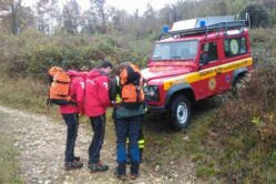 Chiama aiuto via mail: soccorso un escursionista in valle del Mis