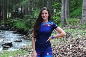 Laura Mortagna alle Fiamme Oro: «Grande opportunità e splendida accoglienza»
