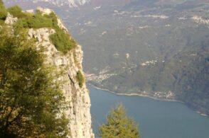 Valorizzare l'arrampicata: il Comune punta sulle falesie del Colle
