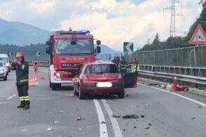 Incidente sul ponte Cadore: ferite tre donne e disagi alla viabilità