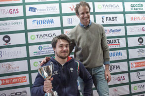 Sport paralimpico veneto: premiati Aldo Andriolo e Renè De Silvestro