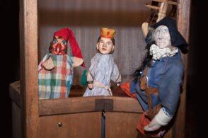 Marionette in tour: su il sipario sulla rassegna di teatro di strada
