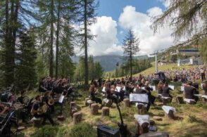 Le note di Morricone, la magia delle Dolomiti: emozioni in quota