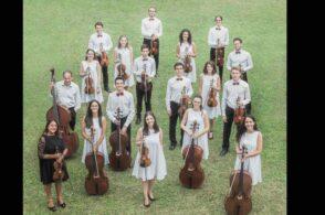 Il sax di Mondelci e Giovani Archi Veneti: grande musica a Cortina