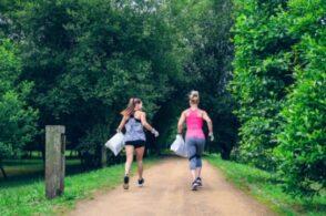 """Maratona green: la """"Keep clean and run"""" fa tappa in Cadore"""