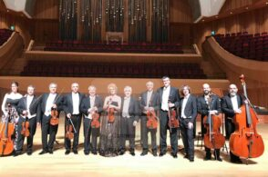 """""""Le quattro stagioni"""" a CortinAteatro: Virtuosi italiani in concerto"""