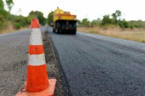 Piano asfaltature al via: fino al 30 luglio lavori sulle strade