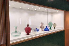Vetro artistico, apre a dicembre la collezione Franzoia  – Nasci al museo Rizzarda