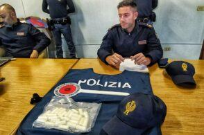 Cocaina nascosta nel seggiolino del bimbo: arrestato un 36enne