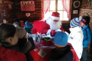 Babbo Natale abita al Parco Roccolo: da dicembre accoglierà bambini e famiglie