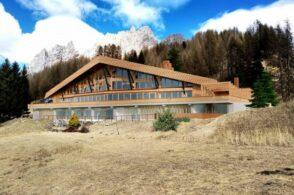Vasche sportive e centro benessere: ecco la nuova piscina di Guargné