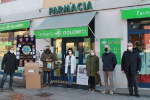 """Voce del verbo """"donare"""": il Lions Club sostiene la Farmacia dell'Immacolata"""