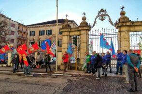 Sindacati in piazza: chiesto il rinnovo del contratto metalmeccanico