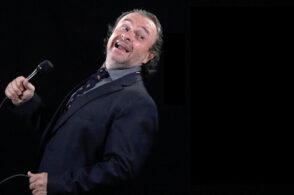 Balasso e Sgarbi: annullati gli spettacoli al Teatro Comunale