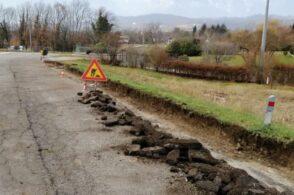 Rischio idrogeologico: lavori per 100mila euro in zona Baorche
