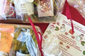 Cesti personalizzati con i prodotti tipici: è il Natale di Coldiretti