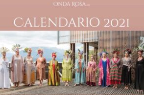 Il calendario di Onda Rosa: dodici mesi con modelle di vita