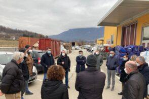 Allagamenti all'area industriale di Paludi: la Provincia al lavoro per risolvere il problema