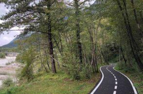 Pista ciclabile, i Comuni pedalano: 1 milione di euro per dimenticare Vaia