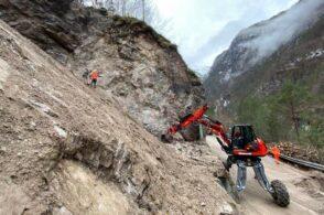 Strada interrotta, medici malati, rifiuti: non c'è pace per la Val di Zoldo