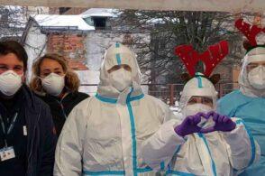 Coronavirus, nessuna tregua di Natale: quasi 300 i nuovi positivi