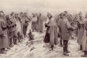 Armi in silenzio, trincee di umanità: la tregua di Natale 1914