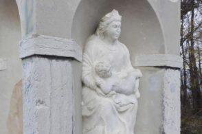La Madonna con il naso rotto. E il cacciatore che glielo ruppe…