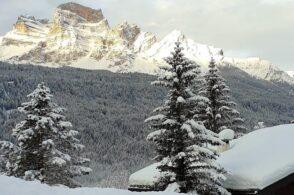 Perturbazione rapida e nuova neve: altri 20 centimetri in quota