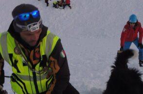 Tredicenne colta da malore sulla neve: interviene il Soccorso alpino