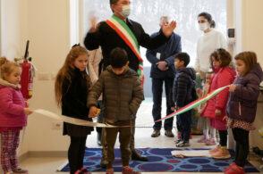 Nuovo, colorato, a misura di bambino: inaugurato il nuovo asilo dell'Alpago