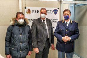 Polizia postale, inaugurata la nuova sede in Piazza Castello