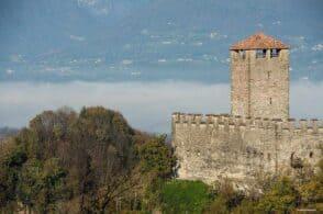 Castello di Zumelle: via libera alla sistemazione della strada