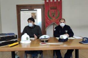 Polizia locale, oltre 3.000 ore dedicate al covid