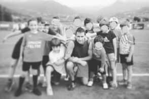 Denis, l'ingegnere che trasmetteva l'amore per il calcio ai bambini