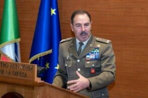 Quarantacinque anni di servizio: Salvatore Farina lascia l'incarico