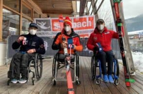 Coppa del mondo: Renè De Silvestro ancora sul podio