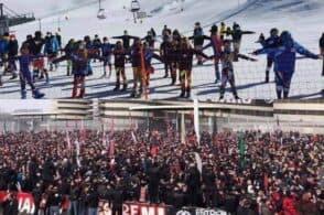 «Permettete migliaia di Ultras a San Siro, mentre la montagna educa con lo sport»