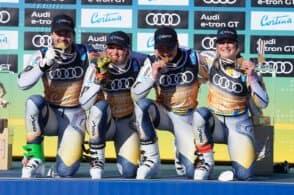 Mondiali: il parallelo a squadre miste premia la Norvegia, ottava l'Italia