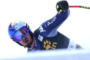 Cortina è azzurra, il podio quasi: Paris vicino alla medaglia