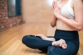 Attività in remoto: appuntamento con lo yoga e la meditazione