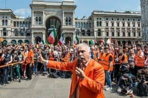 "Sanitari ""no vax"" in ferie forzate: solo Pappalardo li difende"