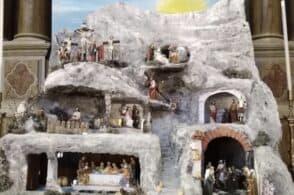 Presepe di Pasqua: ecco la rappresentazione della passione di Cristo