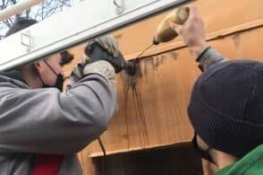 Gli studenti ridanno vita al Bivacco Fanton: iniziato il restauro