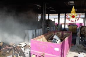 Incendio a Paludi, nessuna criticità per l'aria. Arpav prosegue con i controlli