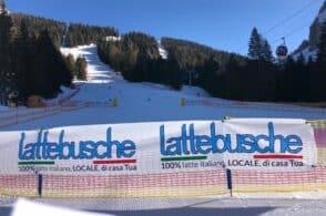 Baby e Cuccioli: la carica dei giovani sciatori al Grand Prix Lattebusche